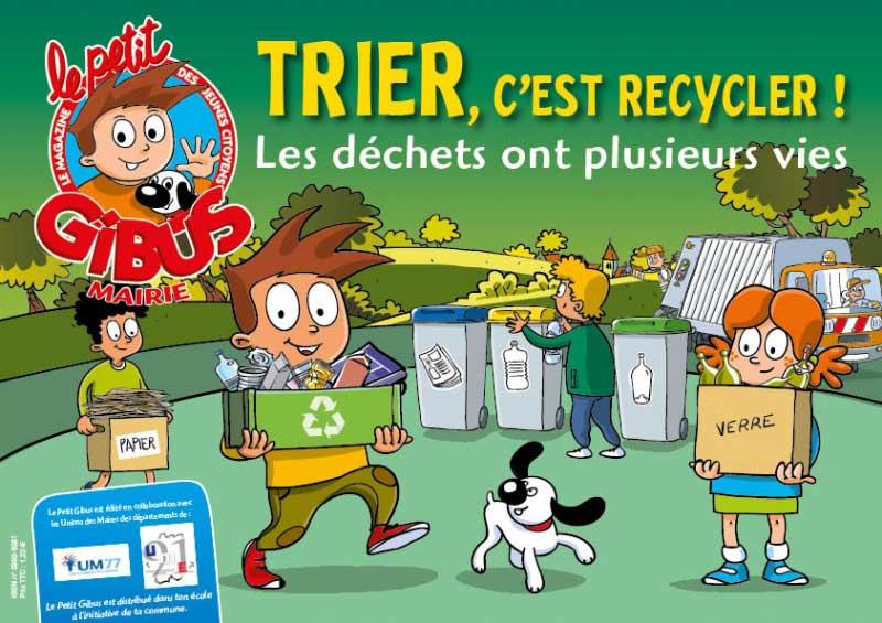 Trier c'est recyclé - Ile de France