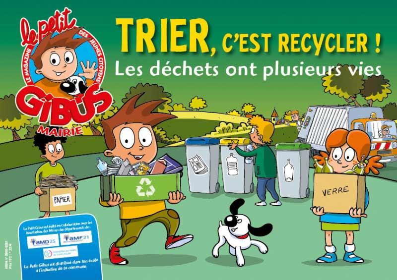 Trier c'est recyclé - Bourgogne