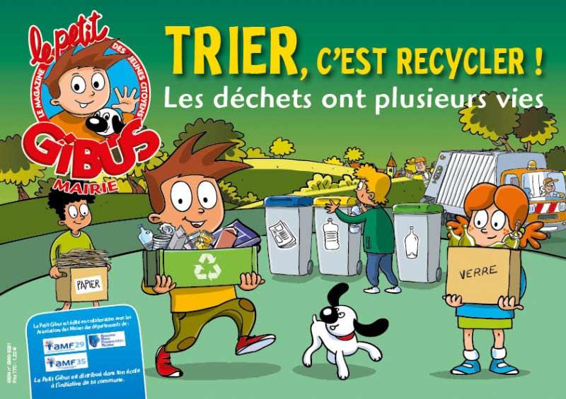 Trier c'est recyclé - Bretagne