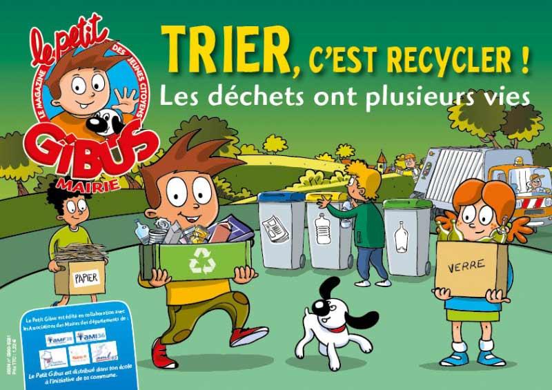 Trier c'est recyclé - Centre Val de Loire
