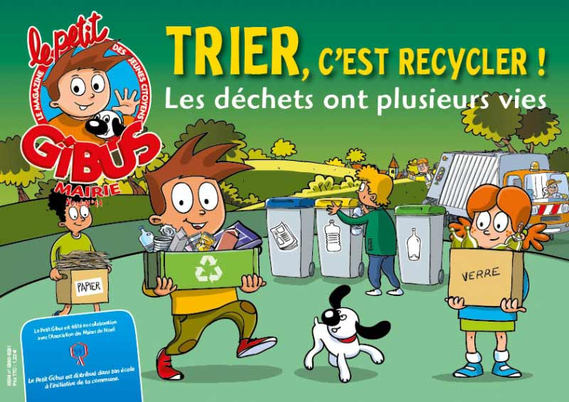 Trier c'est recyclé - Hauts de France