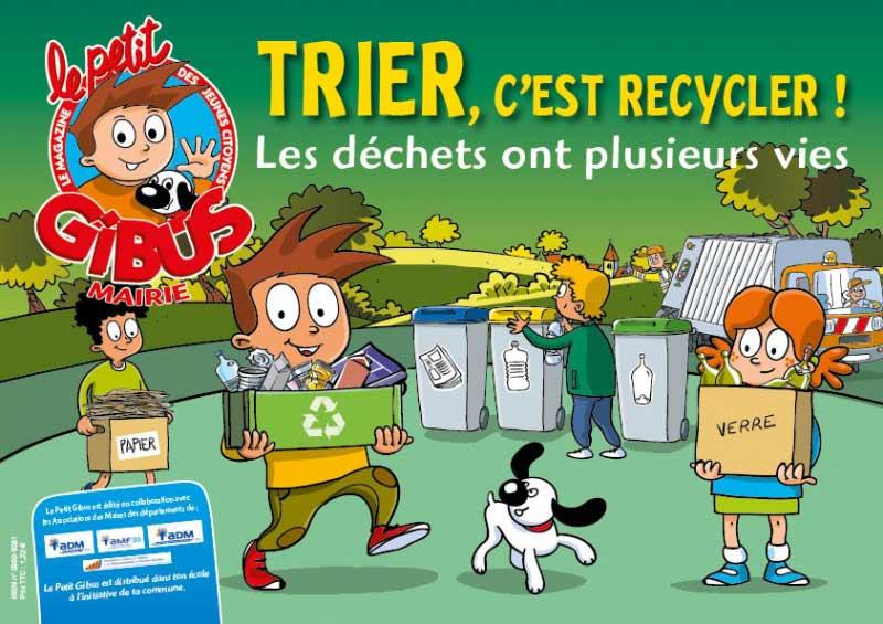 Trier c'est recyclé - Occitanie