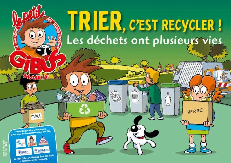 Trier c'est recyclé - Paca