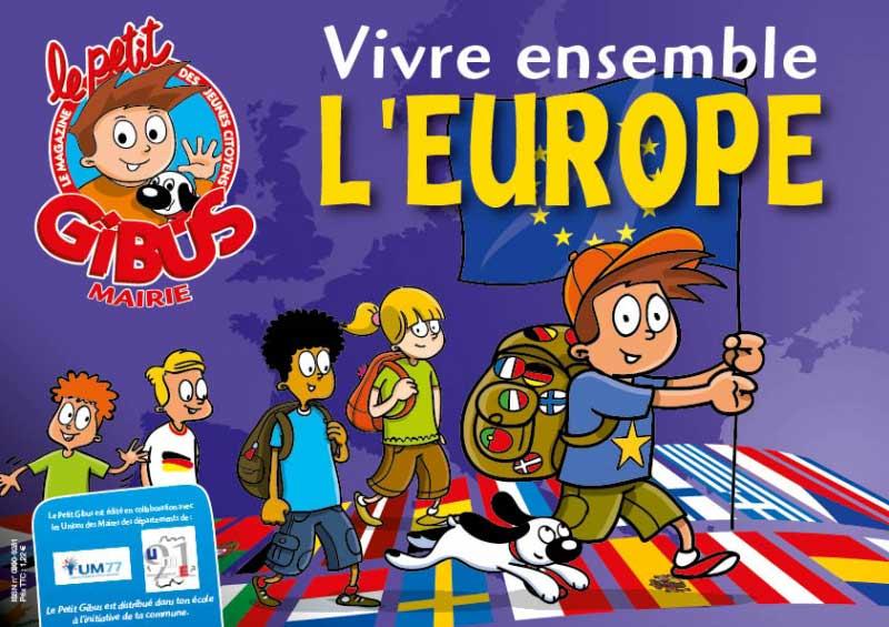 Vivre ensemble l'Europe - Ile de France