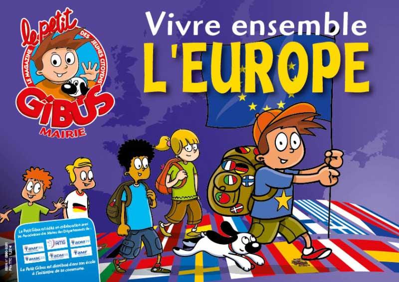 Vivre ensemble l'Europe - Aquitaine