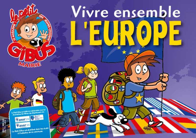 Vivre ensemble l'Europe - Bretagne