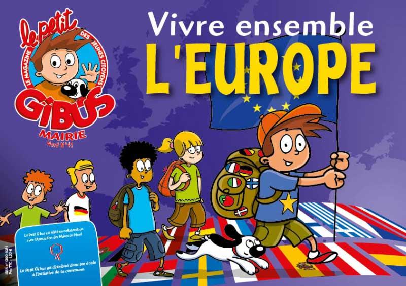 Vivre ensemble l'Europe - Hauts de France