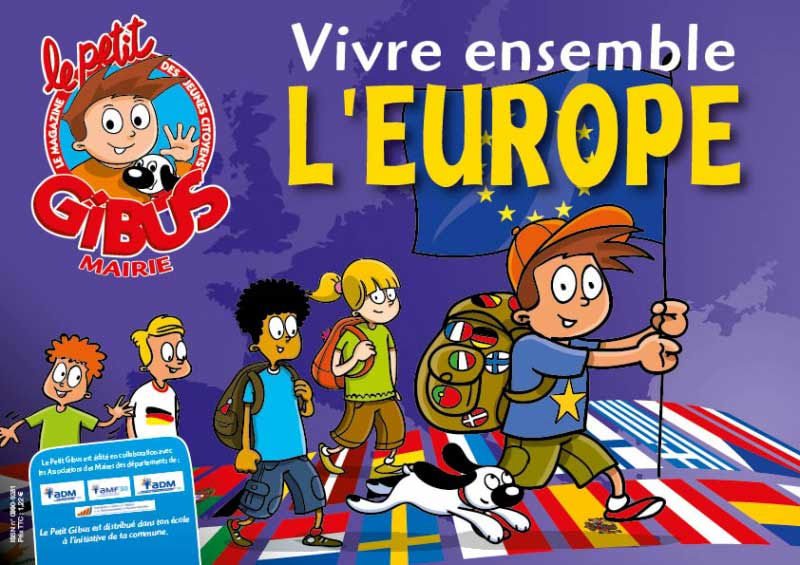 Vivre ensemble l'Europe - Occitanie