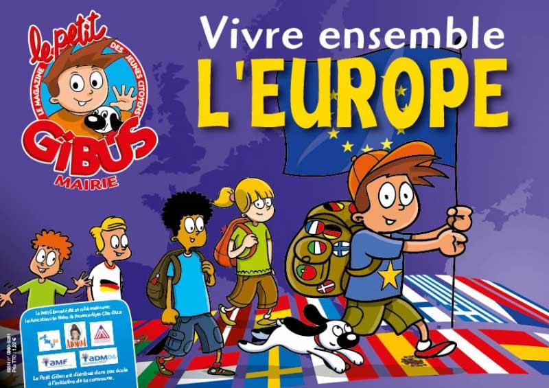 Vivre ensemble l'Europe - PACA