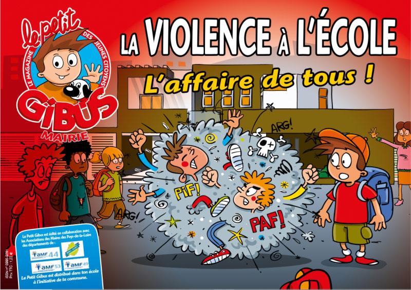 La violence à l'école, l'affaire de tous