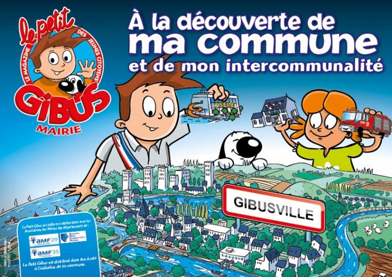 À la découverte de ma commune et de mon intercommunalité - Bretagne
