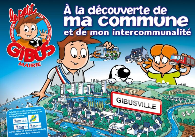 Petit Gibus - le Magazine citoyen, original et fédérateur