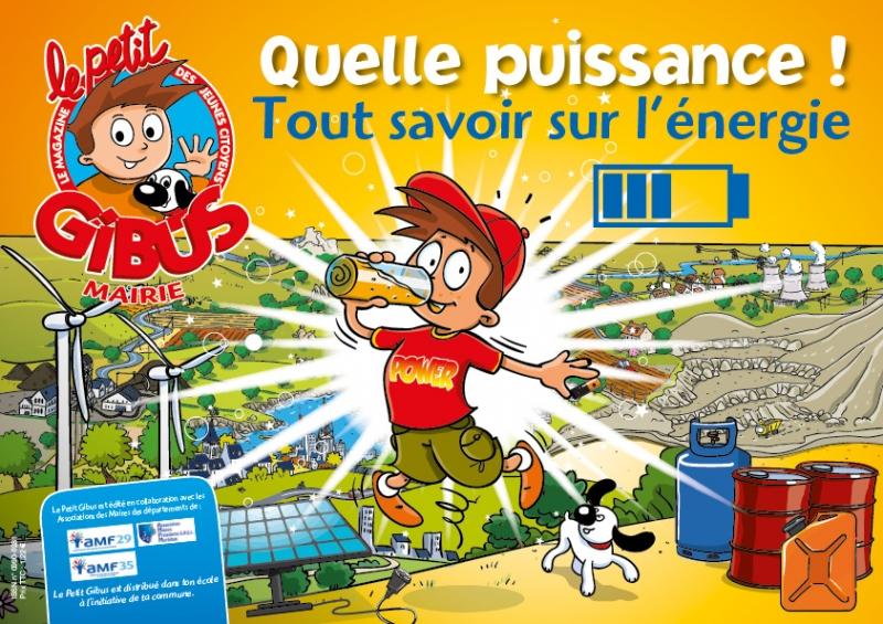 Quelle puissance ! Tout savoir sur l'énergie - Bretagne