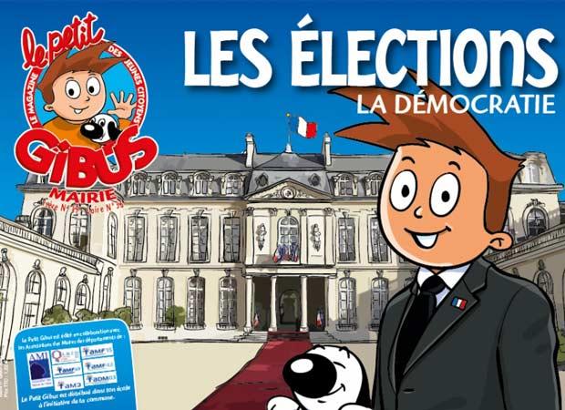 Magazine - élections présidentielles