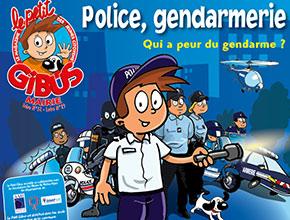 Magazine spécial police et gendarmerie