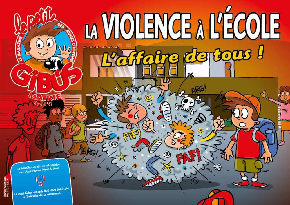 Violence à l'école - Hauts de France