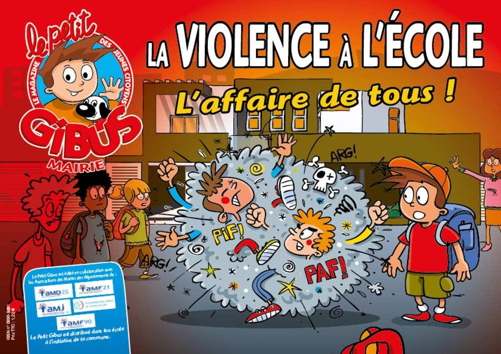 Violence à l'école - Bourgogne