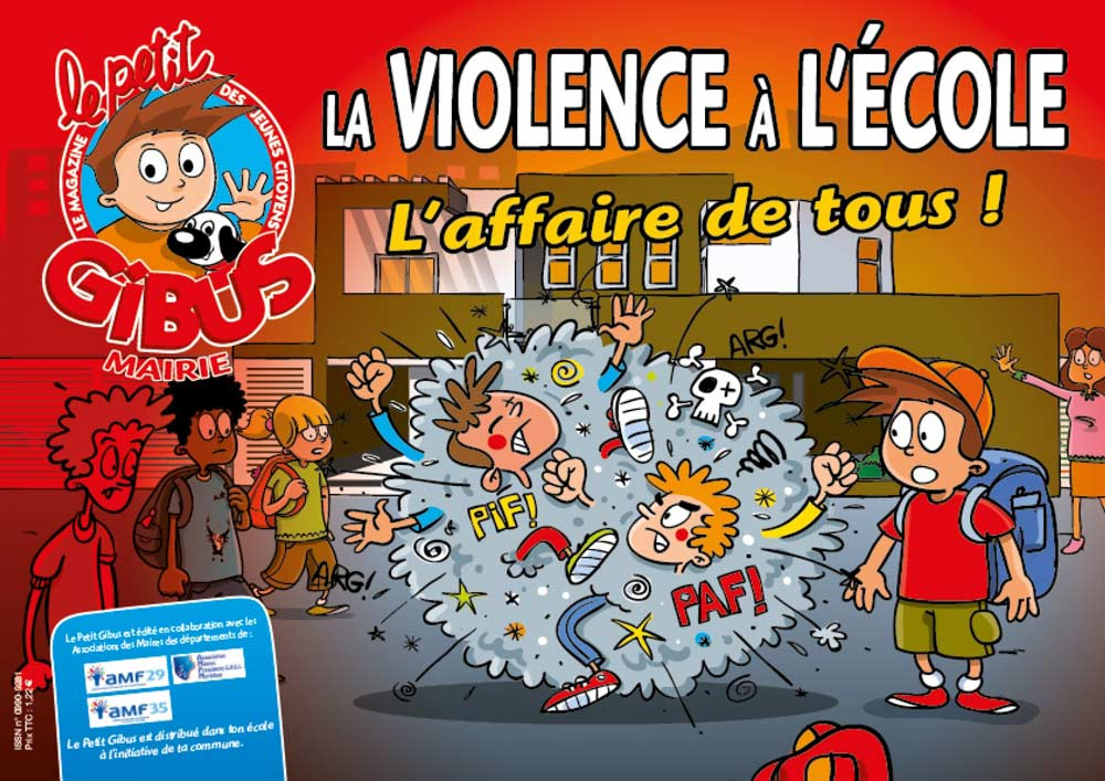 Violence à l'école - Bretagne