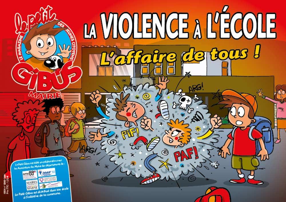 Violence à l'école - Grand Est