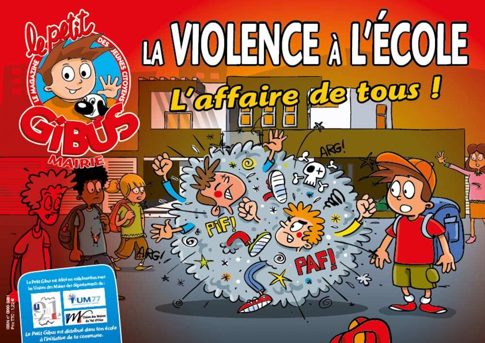 Violence à l'école - IDF