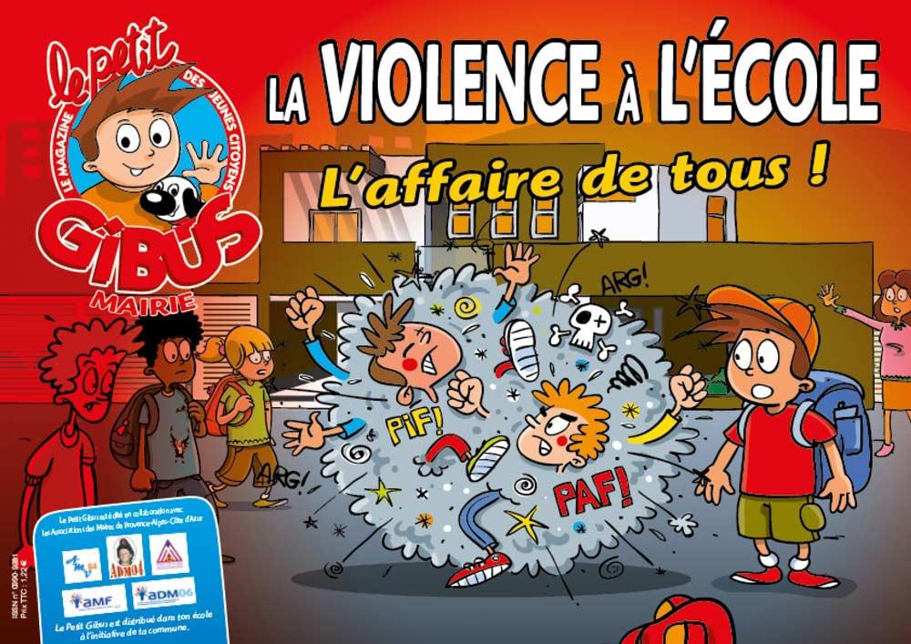 Violence à l'école - PACA