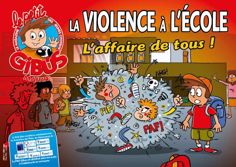 Violence à l'école - Auvergne Rhône Alpes