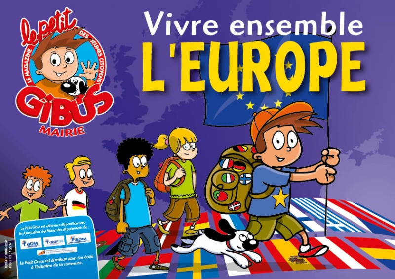Vivre ensemble l'Europe